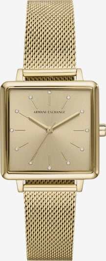 ARMANI EXCHANGE Uhr 'AX5801' in gold, Produktansicht