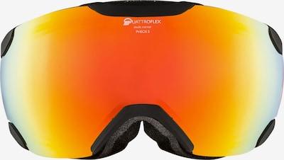 Alpina Skibrille 'PHEOS S QHM' in schwarz, Produktansicht