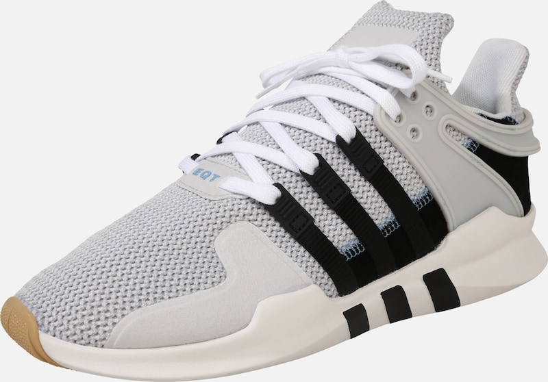 Adidas Gris Basses Support Baskets 'eqt Adv' En Originals vm0wNO8n