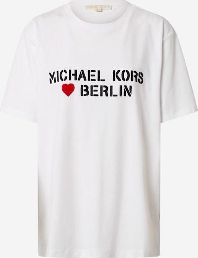 MICHAEL Michael Kors Särk 'Berlin Heart' punane / must / valge, Tootevaade