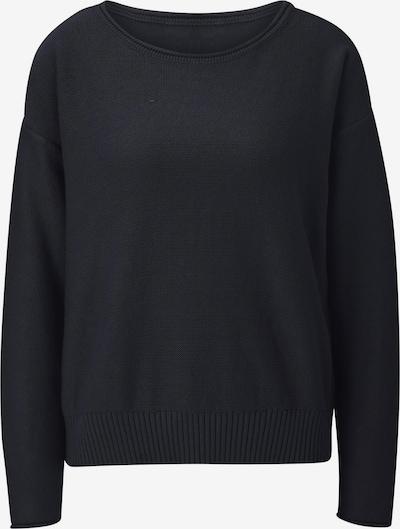heine Pullover in dunkelblau, Produktansicht