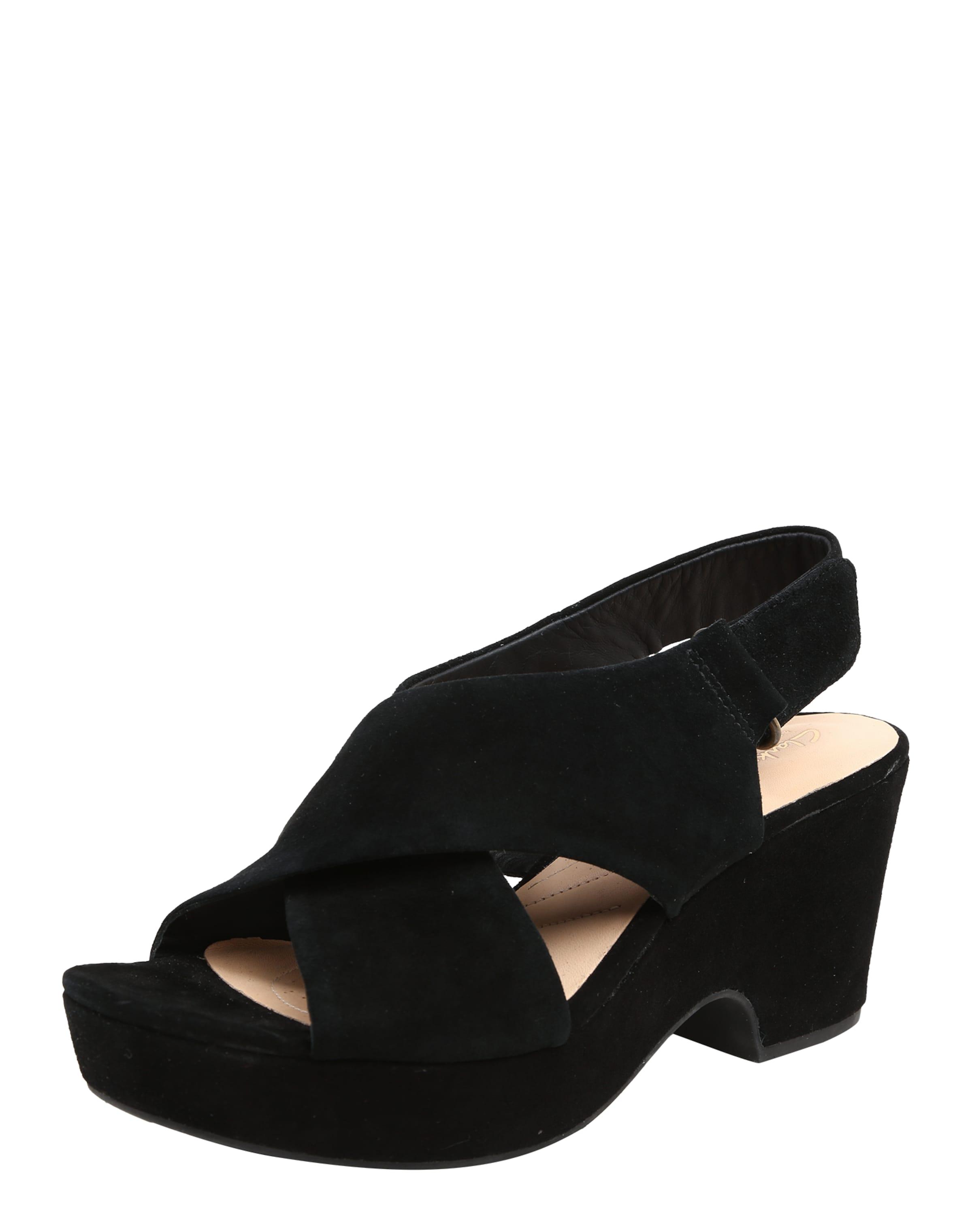 CLARKS Sandalen Maritsa lara Verschleißfeste billige Schuhe