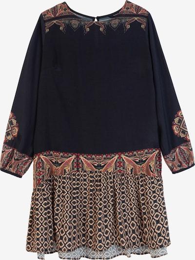 Desigual Robe 'Vest Praga' en noir, Vue avec produit