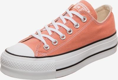 CONVERSE Chuck Taylor All Star Lift OX Sneaker Damen in orange, Produktansicht