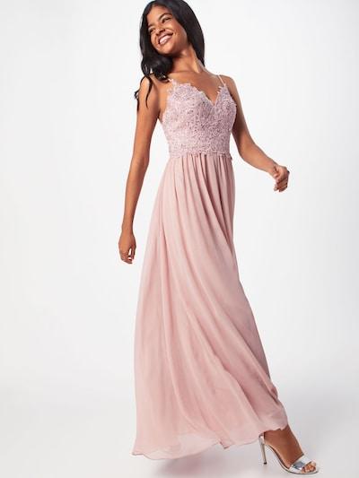 mascara Kleid 'LACE STRINGS' in rosa, Modelansicht