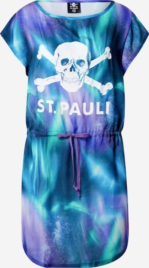 FC St. Pauli Sportjurk 'Cosmos' in de kleur Lila / Gemengde kleuren, Productweergave