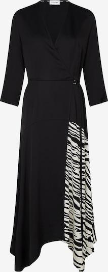 Calvin Klein Kleid in schwarz / weiß, Produktansicht