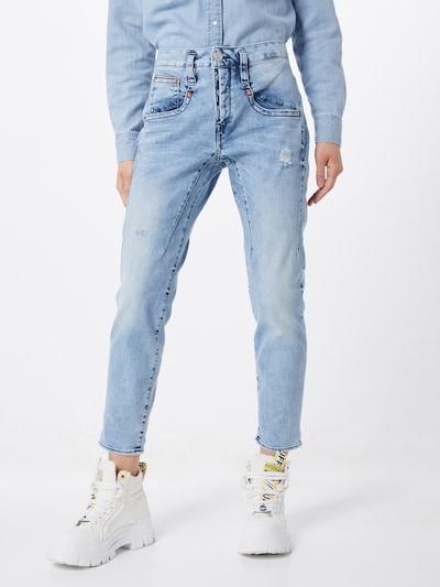 Herrlicher Jeans 'Shyra' in de kleur Blauw denim, Modelweergave