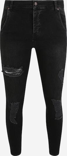 SikSilk Džíny - černá džínovina, Produkt