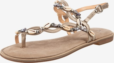 Alma En Pena Sandale in grau, Produktansicht