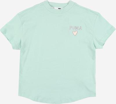 PUMA Tričko 'Alpha Trend Tee G' - mátová, Produkt