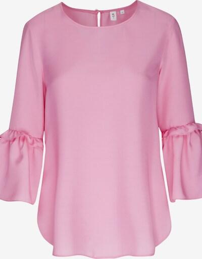 SEIDENSTICKER Fashion-Bluse 'Schwarze Rose' in pink: Frontalansicht