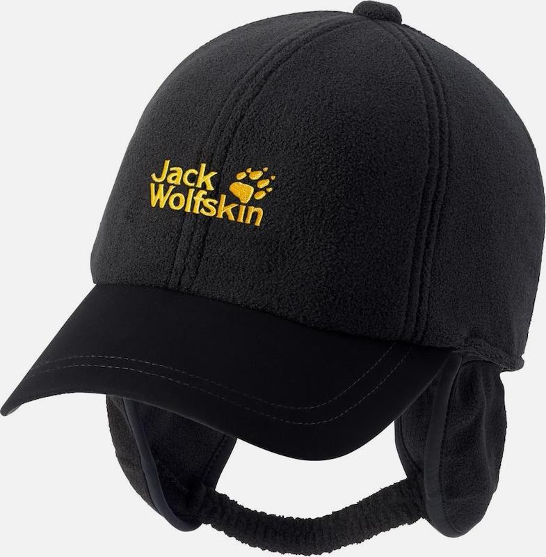 JACK WOLFSKIN Ohrenmütze »STORMLOCK BLIZZARD CAP«