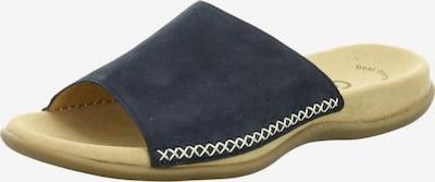 GABOR Pantolette in nachtblau, Produktansicht