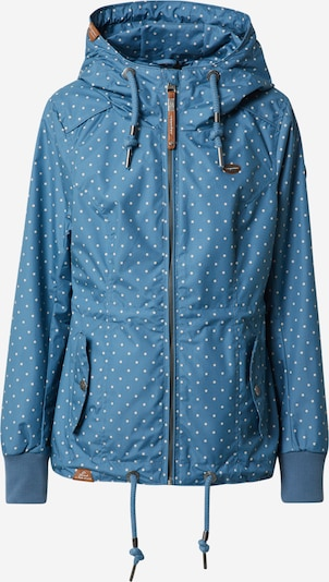 Ragwear Jacke 'DANKA' in blue denim, Produktansicht