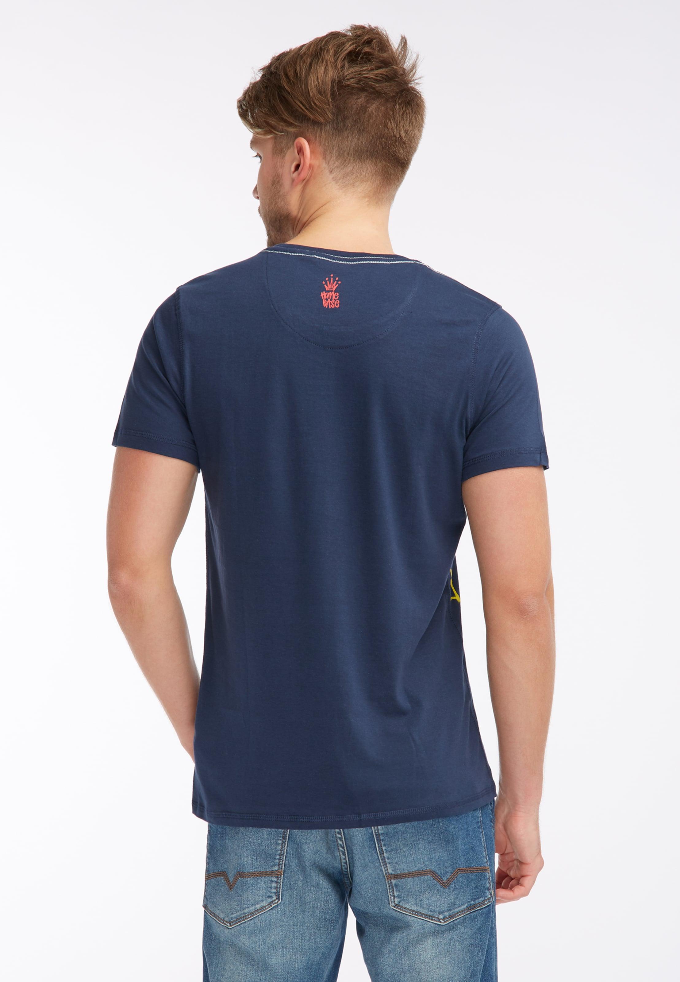 T En Homebase shirt Marine Homebase vN8n0mw