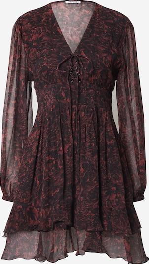 REPLAY Robe en rouge / noir, Vue avec produit