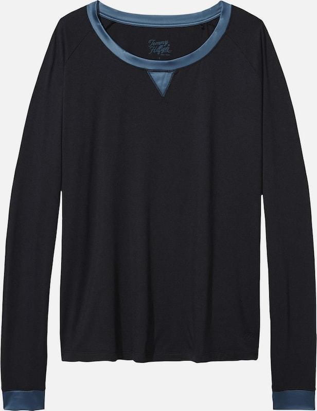 TOMMY HILFIGER Homewear 'Modal stretch fashion bn top ls'