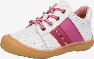 Pepino Halbschuhe in pink / weiß, Produktansicht