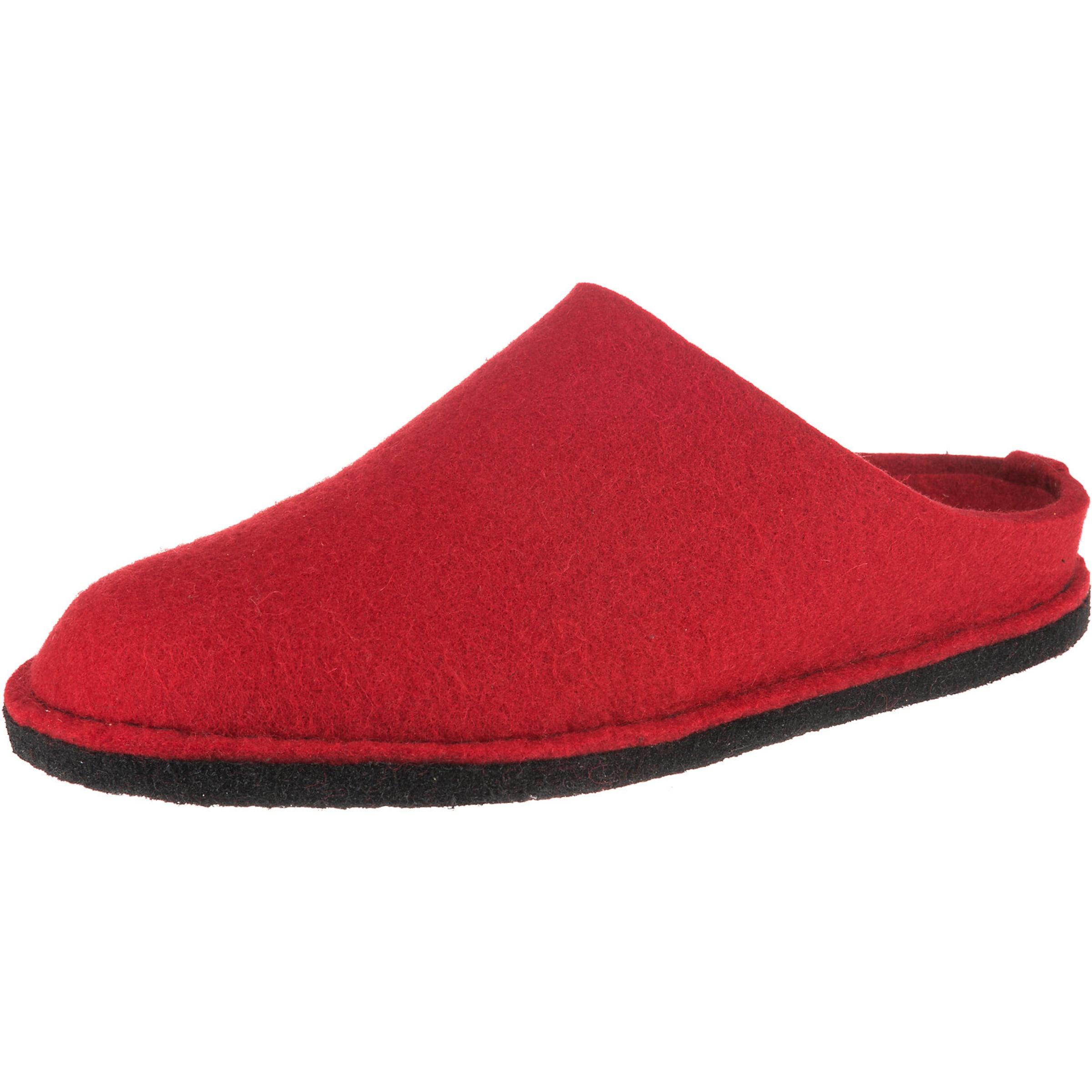 Pantoffeln Pantoffeln Soft Haflinger Rot In Soft In Haflinger Rot I7f6bgmYyv
