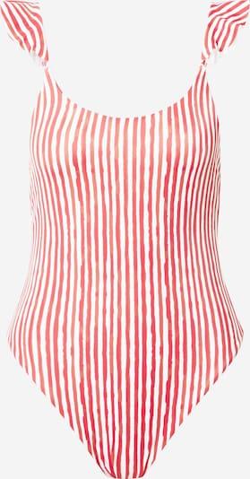 Hunkemöller Traje de baño 'Julia' en rojo / blanco, Vista del producto