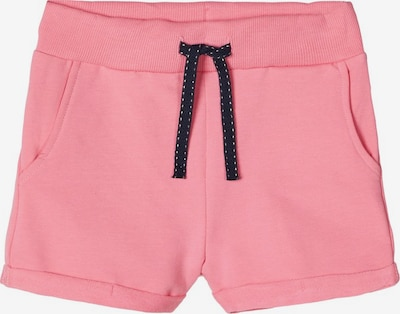 NAME IT Sweatshort in pink / schwarz, Produktansicht