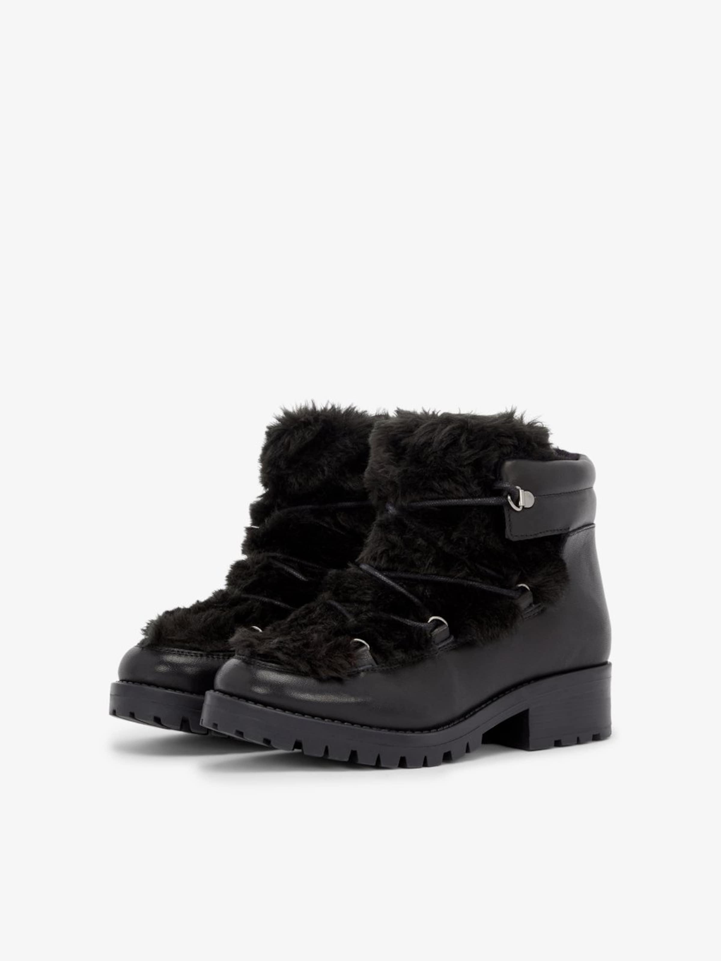 In Bianco Ankle Boots Bianco Ankle In Bianco Ankle Boots Schwarz Schwarz wOXZuPiTk