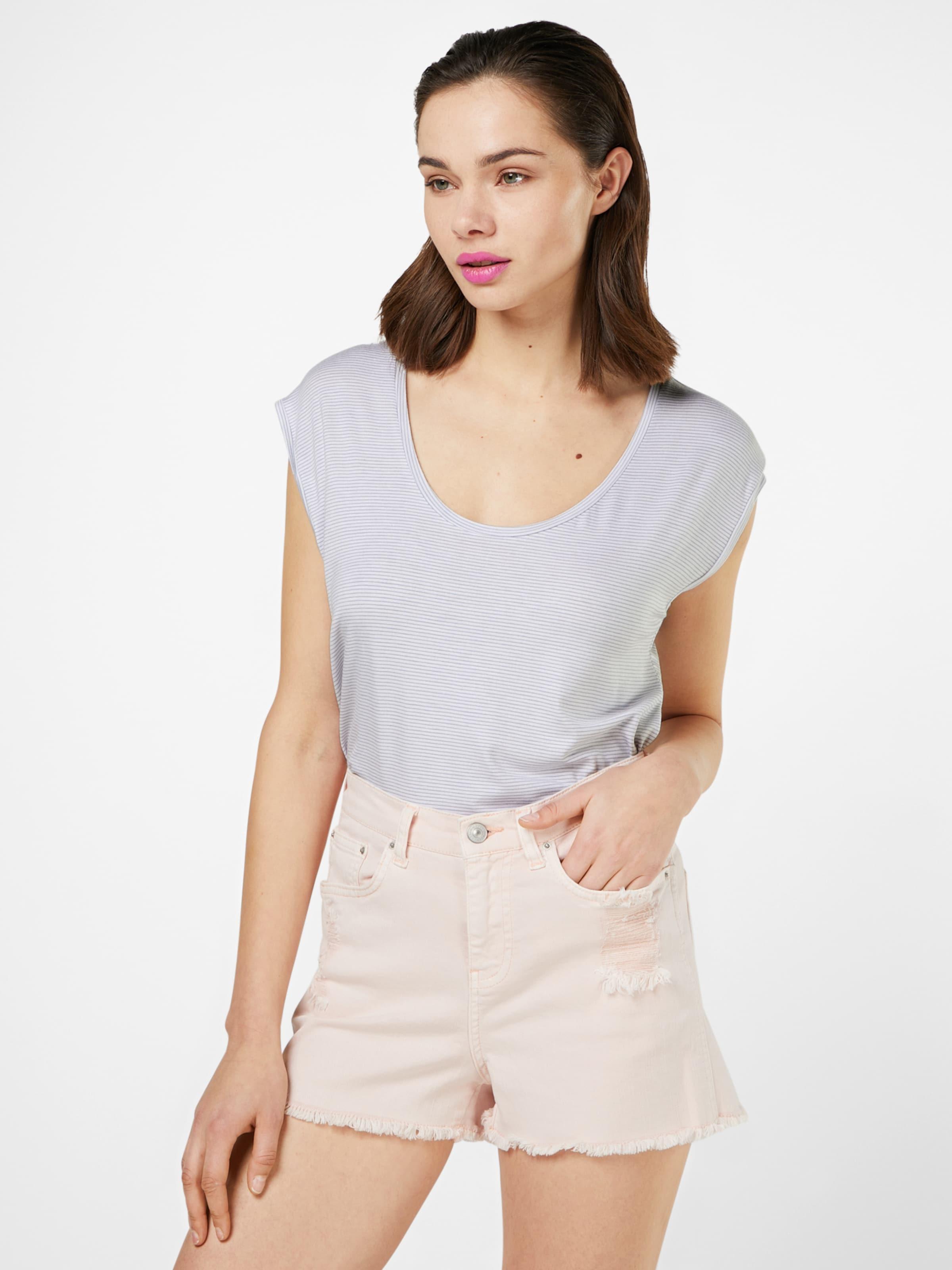 2018 Neue Online Billig Verkauf 100% Original VERO MODA T-Shirt 'LORA' Billig Bester Ort RrZkckATUF