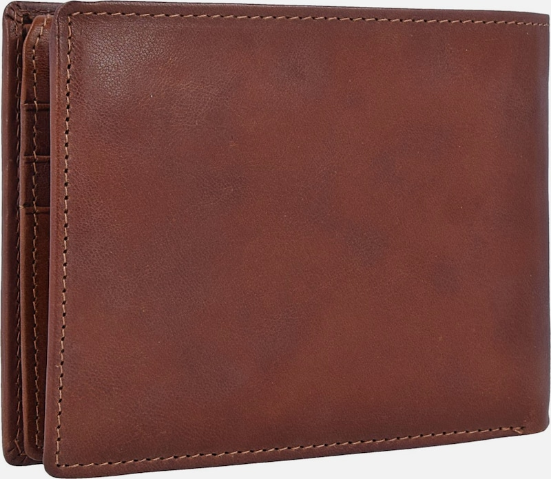 Brics Monterosa Wallet Rfid Leather 12.5 Cm