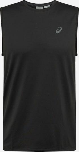 ASICS Shirt 'Race' in schwarz, Produktansicht