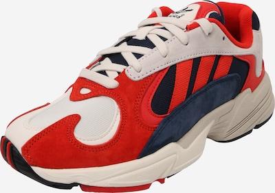 ADIDAS ORIGINALS Schuhe 'Yung 1' in nachtblau / dunkelorange / weiß, Produktansicht