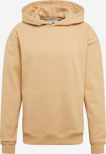 NU-IN Sweatshirt 'Layered Cuff Hoodie' in beige / sand, Produktansicht