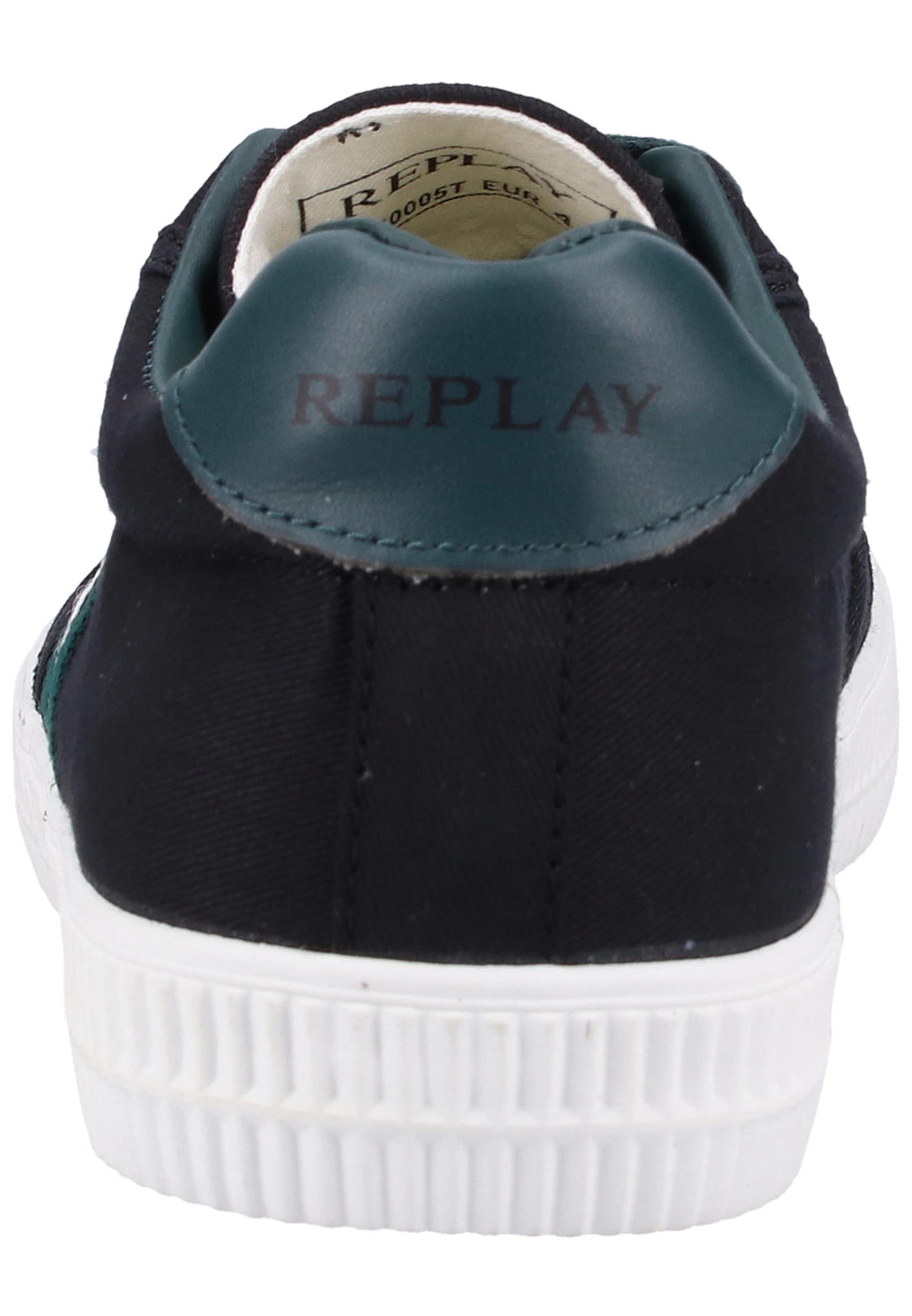 In DunkelgrünSchwarz In In DunkelgrünSchwarz Replay Replay Sneaker In Replay Sneaker Sneaker DunkelgrünSchwarz Sneaker Replay XTkuwOPZi
