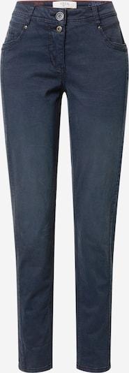 CECIL Jean en bleu foncé, Vue avec produit