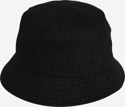 Pălărie 'MONO BLEND BUCKET' Calvin Klein pe negru, Vizualizare produs