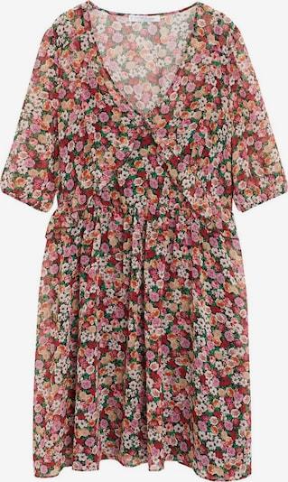 VIOLETA by Mango Kleid 'Isabel' in mischfarben / pitaya, Produktansicht