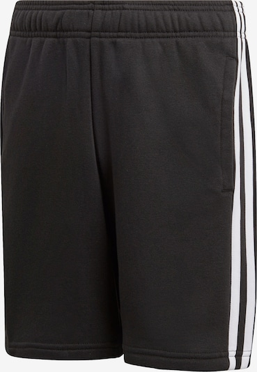 ADIDAS PERFORMANCE Shorts 'Essentials' in schwarz / weiß, Produktansicht