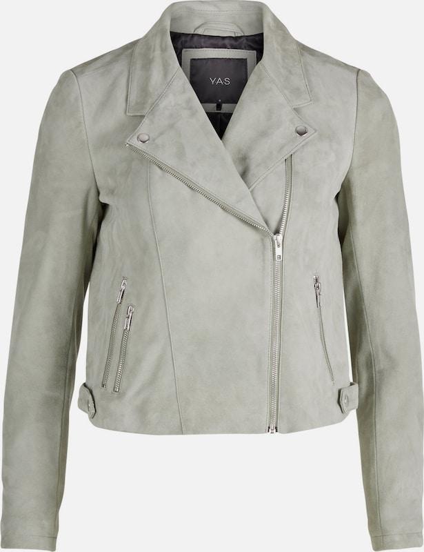 Y.A.S Biker-Leder-Jacke
