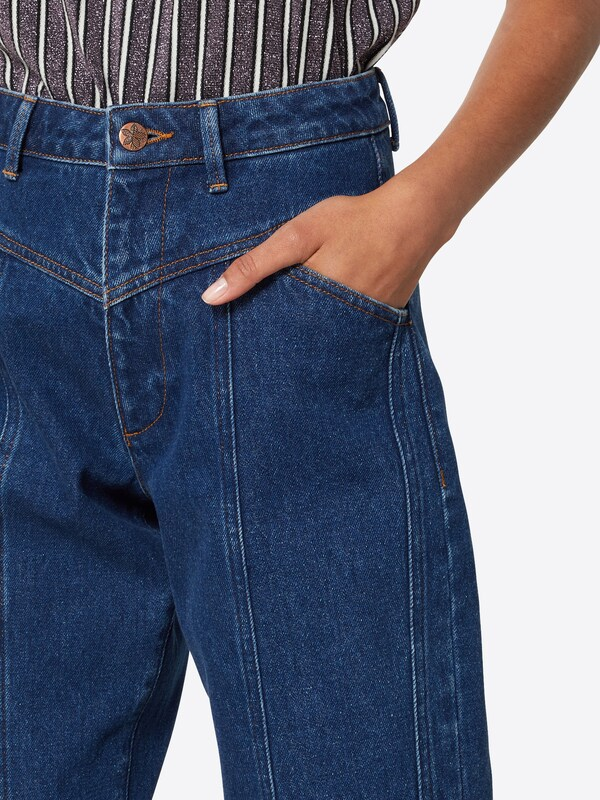 Postyr 'posmarguerit Jean Jeans' Denim En Bleu 54LR3Aj