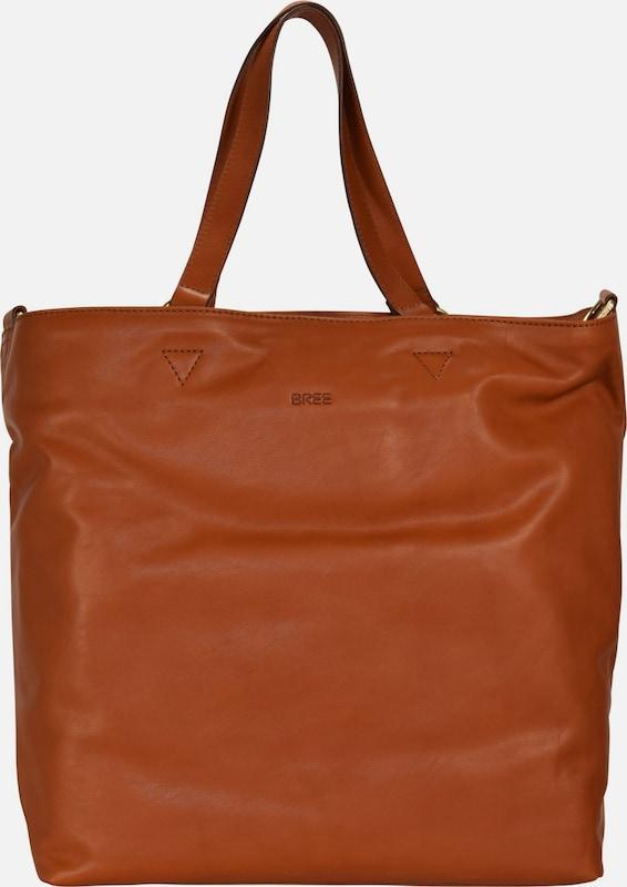 BREE Stockholm 34 Shopper Tasche Leder 38 cm