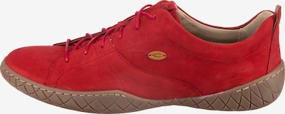 CAMEL ACTIVE Schnürschuhe in rot, Produktansicht