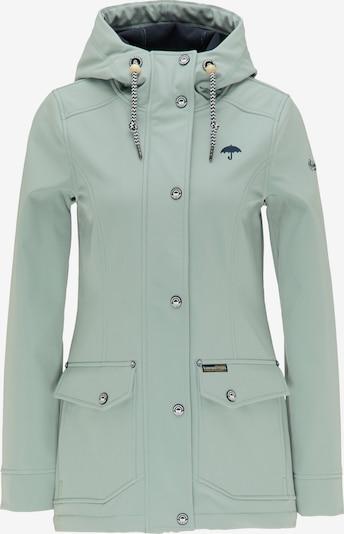 Schmuddelwedda Functionele jas in de kleur Groen, Productweergave