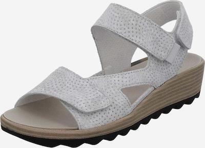 ROMIKA Sandalen in hellgrau, Produktansicht