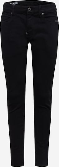 G-Star RAW Jeans 'Revend Super Slim' in de kleur Black denim, Productweergave