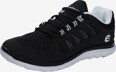 ENDURANCE Trainingsschuh 'E-Light V10' in schwarz / weiß, Produktansicht