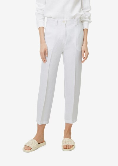 Marc O'Polo Hose 'Jerup' in weiß, Modelansicht
