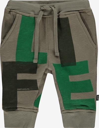 IMPS&ELFS Jogginghose in khaki, Produktansicht