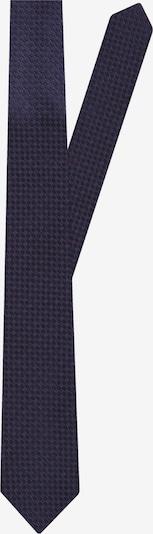 SEIDENSTICKER Cravate 'Schwarze Rose' en bleu violet / baie, Vue avec produit