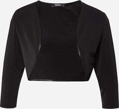 SWING Bolero en negro, Vista del producto