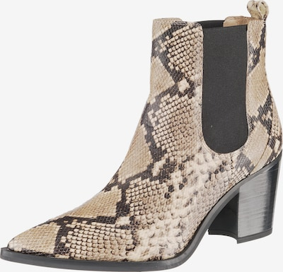 UNISA Chelsea Boots in hellgrau / schwarz, Produktansicht